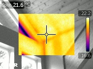 Missing or Damaged Insulation